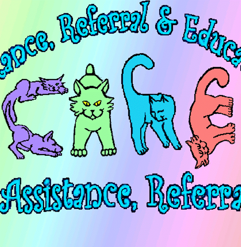 C.A.R.E.aka: Cat/Canine Assistance, Referral & Education