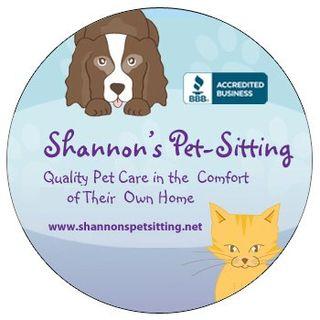 Shannon's Pet-Sitting